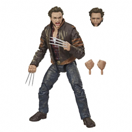 Hasbro Marvel Legends X-Men 20th Anniversary Wolverine Action Figure